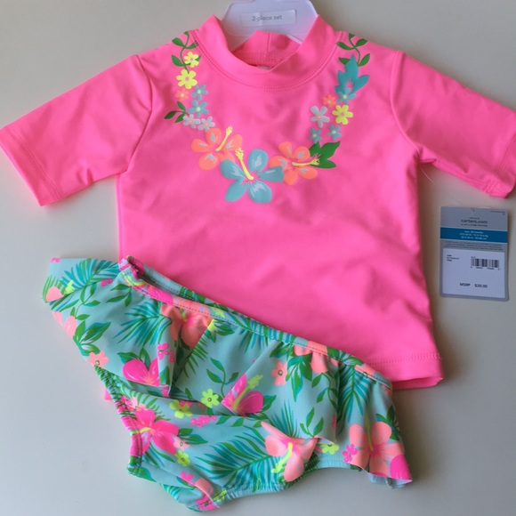 734d3f1e0 Carter's Swim | Carters Infant Girls Size 24 Month Suit | Poshmark